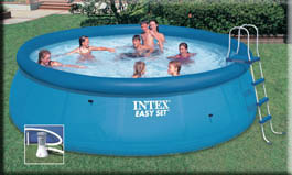 Image Gallery Intex Above Ground Pools